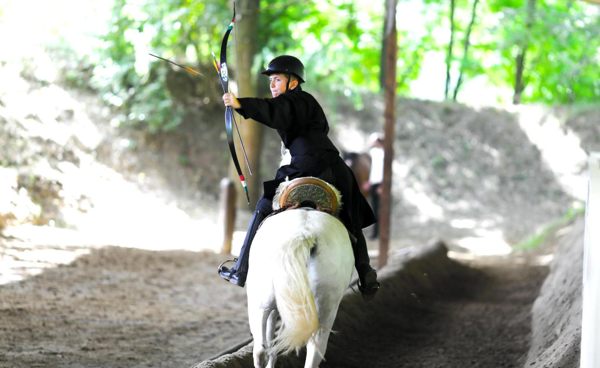 7 August marks World Day of Equestrian Archery